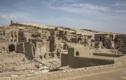 Ruínas da cidade velha Al Sulaif fotos de stock royalty free