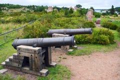 Ruínas da fortaleza de Bomarsund Fotos de Stock Royalty Free