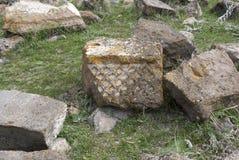 Ruínas da pedra Fotos de Stock