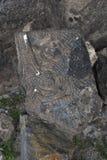 Ruínas da pedra Imagens de Stock