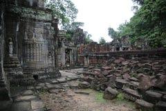 Ruínas de Angkor Fotos de Stock Royalty Free