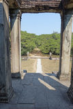 Ruínas de Angkor Wat fotos de stock