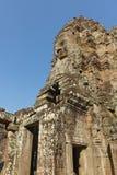 Ruínas de Angkor Wat foto de stock royalty free