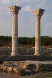 Ruínas de Chersonesos Fotos de Stock Royalty Free