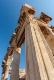 Ruínas de Ephesus antigo Imagens de Stock