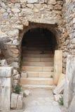 Ruínas de Ephesus, Turquia Imagem de Stock