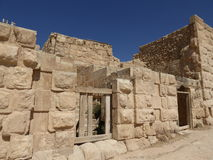 Ruínas de Gerasa antigo (Jerash), Jordânia Imagem de Stock Royalty Free