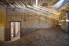 Ruínas de Kolmanskuppe Imagem de Stock
