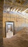 Ruínas de Kolmanskuppe Fotografia de Stock