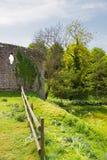 Ruínas de Leeds Castle em Kent imagem de stock