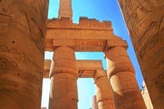 Ruínas de Luxor imagens de stock royalty free