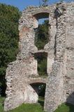 Ruínas de pedra velhas do castelo Fotografia de Stock Royalty Free