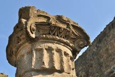 Ruínas de Pompeia Fotografia de Stock Royalty Free