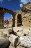 Ruínas de Roma Fotografia de Stock