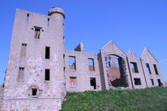 Ruínas do castelo fotos de stock royalty free