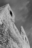 Ruínas do castelo Imagens de Stock