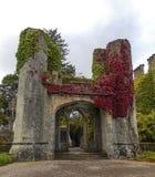Ruínas do castelo de Armadale Imagem de Stock Royalty Free