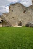 Ruínas do castelo de Beseno, Italy Fotos de Stock