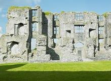 Ruínas do castelo de Roscommon fotos de stock royalty free