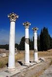 Ruínas do grego Foto de Stock