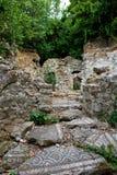 Ruínas do grego clássico Foto de Stock