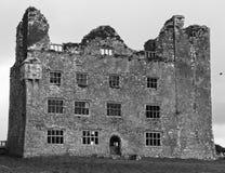Ruínas do irlandês Fotografia de Stock