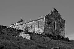 Ruínas do irlandês Fotos de Stock