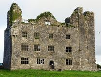 Ruínas do irlandês Imagem de Stock