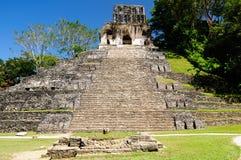 Ruínas do Maya de México fotos de stock royalty free