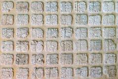 Ruínas do Maya de Palenque em México imagem de stock