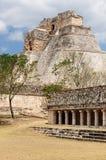 Ruínas do Maya de Palenque em México fotografia de stock royalty free