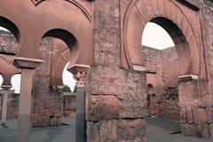 Ruínas do palácio da arqueologia Imagens de Stock