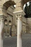 Ruínas do palácio da arqueologia imagens de stock royalty free