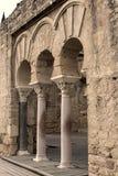 Ruínas do palácio da arqueologia imagem de stock