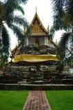 Ruínas e templo velho Foto de Stock