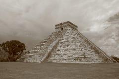 Ruínas maias Fotos de Stock Royalty Free