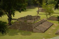 Ruínas maias Imagens de Stock