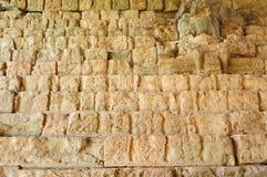 Ruínas maias de Copan em Honduras imagem de stock