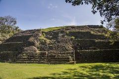Ruínas maias em Xunatunich, Belize Imagem de Stock Royalty Free