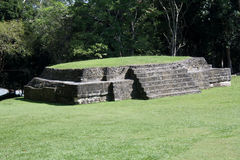 Ruínas maias em Xunatunich, Belize Fotos de Stock Royalty Free
