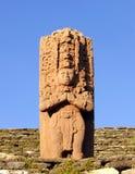 Ruínas maias, Toniná Imagem de Stock