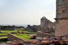Ruínas medievais Fotos de Stock