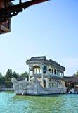 Ruínas no palácio de verão velho Foto de Stock
