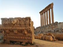 Ruínas romanas Foto de Stock Royalty Free