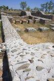 Ruínas romanas Imagens de Stock Royalty Free