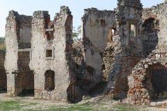 Ruínas velhas da casa imagem de stock royalty free