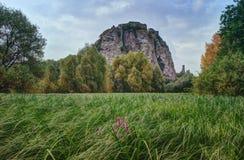Ruínas velhas do castelo Imagem de Stock Royalty Free