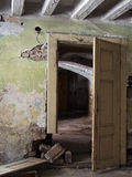 In ruïne Stock Afbeelding