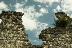Ruïnes stock foto