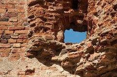 Ruïnes Royalty-vrije Stock Foto's